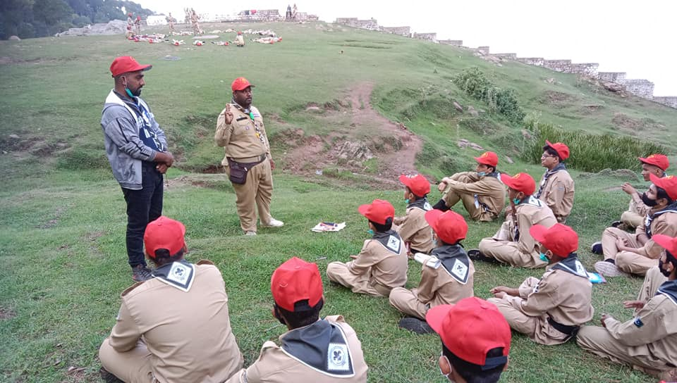 Rose Scouts Group Lyari