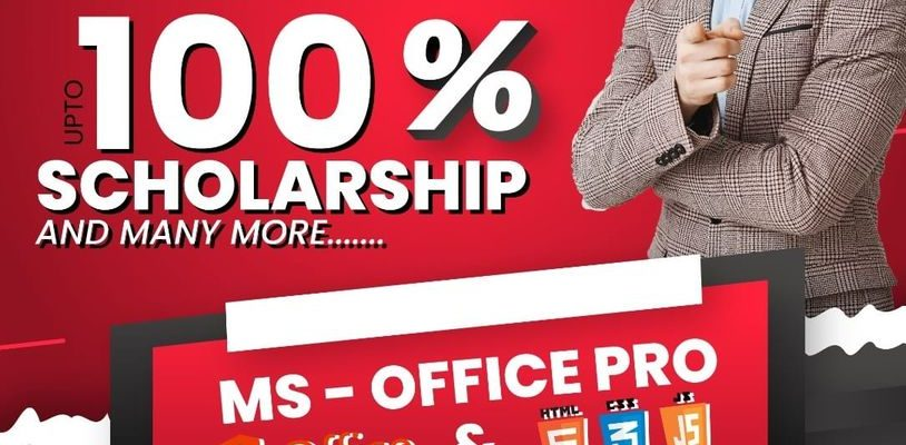Win an 100% Scholarship
